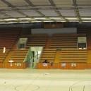 Sporthalle Augsburg via Wikimedia Commons