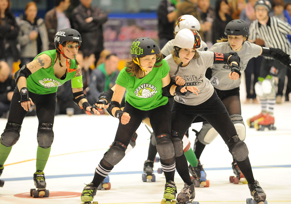 Digging the Grave: The Devil�s Rejects (RuhrPott Roller Girls ...