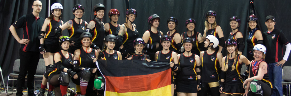 Roller Derby Deutschland (RDD) – Interview mit Teaze the Tiger