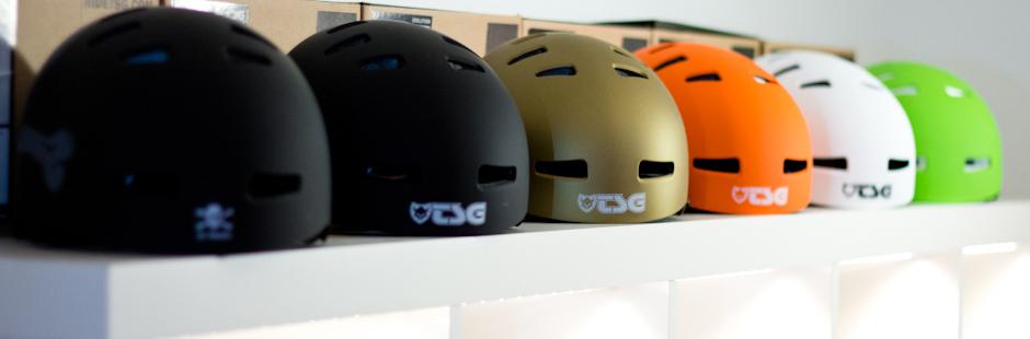 Helme für Roller Derby